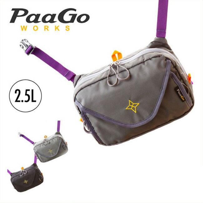 パーゴワークス パスファインダー M Paago WORKS PathFinder M サブバッグ <2018 春夏>