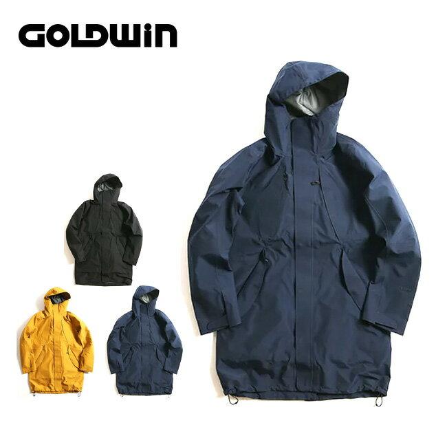 GOLDWIN ゴールドウィン フーデッドシュプールコート【送料無料】フードコート コート シェルコート 撥水 ゴアテックス メンズ HOODED SPUR COAT GO01700P