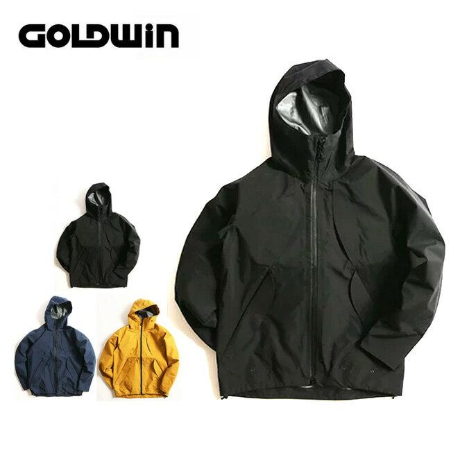 GOLDWIN ゴールドウィン フーデッドシュプールジャケット【送料無料】ジャケット フード シェルジャケット アウター 撥水 ゴアテックス メンズ HOODED SPUR COAT GO01701P