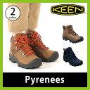 キーン ピレニーズ ウィメンズ 【送料無料】 KEEN PYRENEES ブーツ 靴 登山靴 レディース ハイキング ミッドカット アウトドア キャンプ トラベル スエード カジュアル おしゃれ