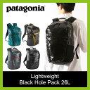 <残りわずか!>【45%OFF】patagonia パタゴニア LW ブラックホールパック 26L 【送料無料】 バッグ リュック ライ…