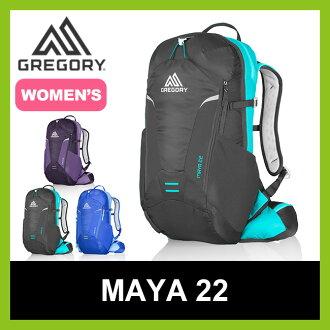 <2017년 봄여름 신작!> GREGORY 그레고리 마야 22 가방 배낭 백 팩 등산 트레이르란닝레디스 여성 모델