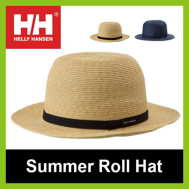 ヘリーハンセン サマーロールハット HELLY HANSEN Summer Roll Hat 帽子 ハット レディース ユニセックス <2018 春夏>
