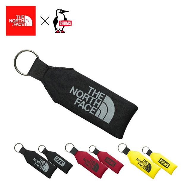 ノースフェイス フローティングネオキーチェーン THE NORTH FACE NF/Chums Floating Neo Keychain キーホルダー キーリング <2018 秋冬>