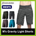 <2017年春夏新作!> HOUDINI フーディニ メンズ グラビティライトショーツ 【送料無料】 M Gravity Light Shorts ボトムス パ...