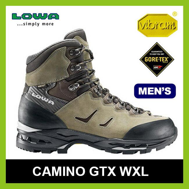 ローバー LOWA カミーノ ゴアテックス メンズ 【送料無料】 登山靴 トレッキング 男性 アルパインブーツ 【17ss】