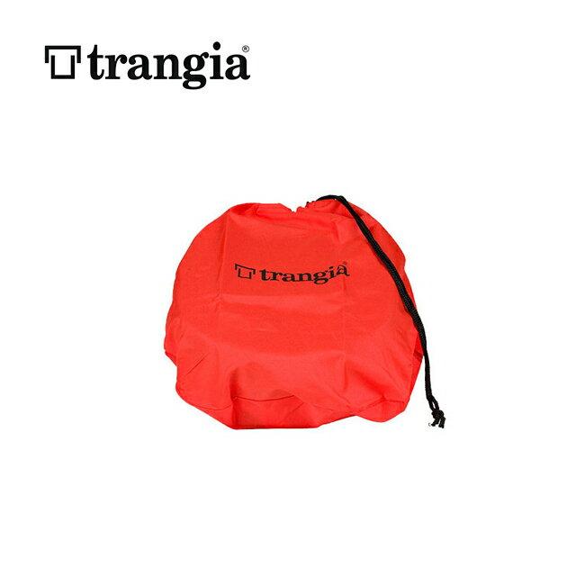 トランギア 27シリーズ用収納袋 trangia 収納袋 専用袋 ストームクッカーS ツンドラ3 TR-F27 <2019 春夏>