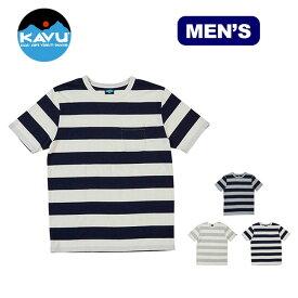 カブー コルシカ KAVU Corsica メンズ Tシャツ トップス 半袖 19820223 <2019 春夏>