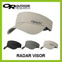 <2017年春夏新作!> OUTDOOR RESEARCH アウトドアリサーチ レイダーバイザー 【送料無料】 RADAR VISOR 帽子 サンバ…