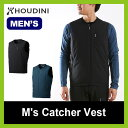 <残りわずか!>【30%OFF】 HOUDINI フーディニ メンズ キャッチャーベスト 【送料無料】 M's Catcher Vest トップス ジャケット ...