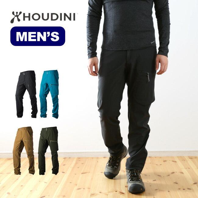HOUDINI フーディニ メンズ モーションライトパンツ M's Motion Light Pants ボトムス パンツ ロングパンツ 登山 クライミング ハイキング トレッキング キャンプ