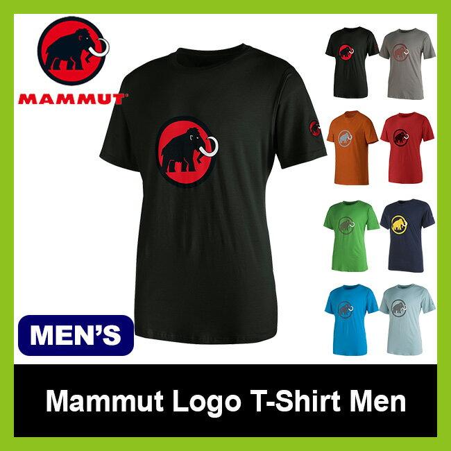 <残り4つ!>【40%OFF】マムート MAMMUT マムートロゴTシャツ メンズ 【送料無料】 Tシャツ ロゴT 半袖 ウェア コットン キャンプ クライミング ボルダリング スポーツ 男性 【17ss】