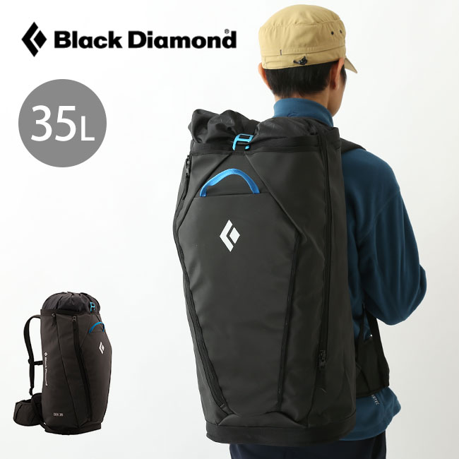 ブラックダイヤモンド クリーク35 Black Diamond CREEK 35 メンズ ウィメンズ バックパック リュック スポーツバッグ クライミングパック トレッキング 35L BD55012<2018秋冬>