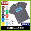 <残りわずか!>【10%OFF】<2017年春夏新作!> CHUMS チャムス チャムスロゴTシャツ メンズ 【送料無料】 Tシャツ ティーシャツ CHUMS Logo T-Shirt メンズ キャン