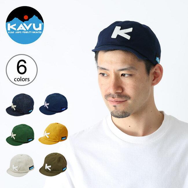 カブー ベースボールキャップ KAVU Baseball Cap 帽子 キャップ <2019 春夏>