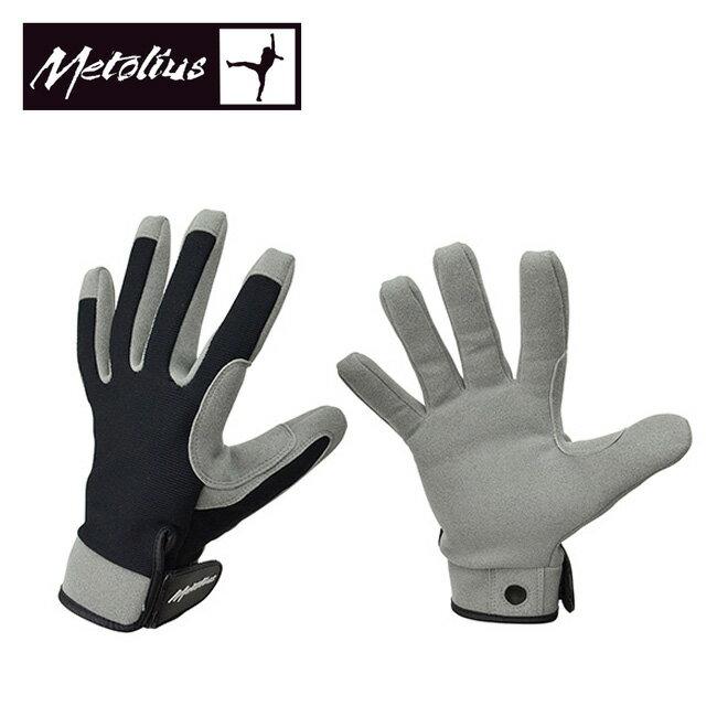 【10%OFF】METOLIUS メトリウス ビレイスレイブグローブ 【送料無料】 グローブ 手袋 クライミング 登山 縦走 メンズ レディース ウィメンズ 男性 女性 ユニセックス 【17ss】