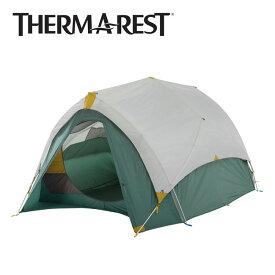 【キャッシュレス 5%還元対象】THERM-A-REST サーマレスト トランクイリティー4 【送料無料】 テント キャンプ アウトドア 4人用 4人