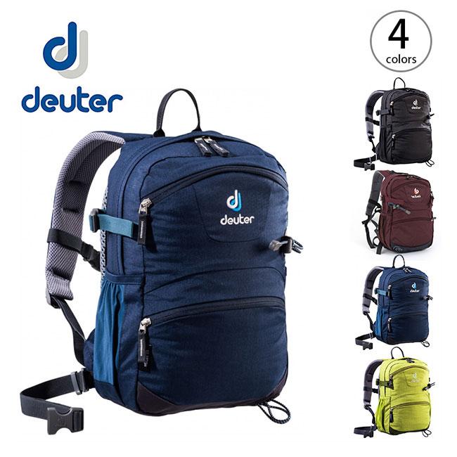Deuter ドイター ヒューゲル 15 バッグ バッグパック デイパック ザック リュック キャンプ ハイキング 登山 デイハイク フェス レジャー 15L 小型 メンズ レディース 男女兼用