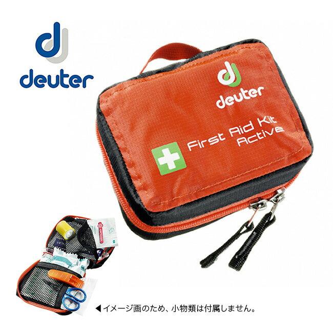 ドイター ファーストエイドキット Deuter First Aid Kit Active エチケットポーチ 小物入れ ポーチ <2018 春夏>