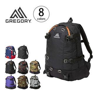 5个<剩下!>葛利高理日&半包日包帆布背包33升GREGORY DAY&HALF PACK帆布背包|背包