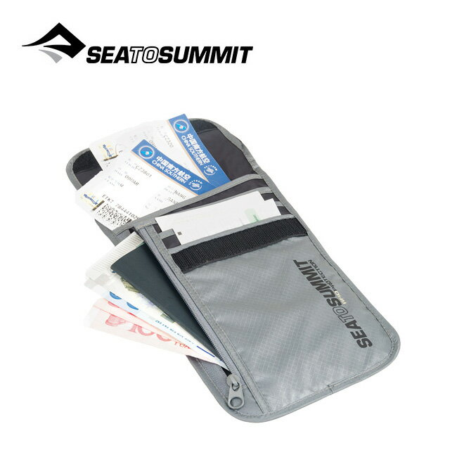 シートゥサミット ネックウォレットRFID SEA TO SUMMIT Neck Wallet RFID 【送料無料】 財布・小銭入れ マネーベルト <2017FW>