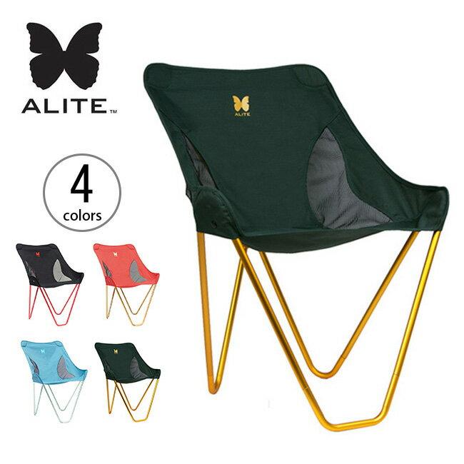 ALITE エーライト カルパインチェア 【送料無料】折りたたみ イス 椅子 チェアー コンパクト ポータブル アウトドア レジャー Calpine Chair 17FW