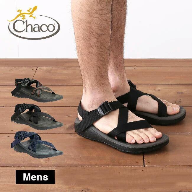 Chaco チャコ Z/クラウド メンズ サンダル スポーツサンダル 靴 快適 グリップ キャンプ レジャー フェス 男性