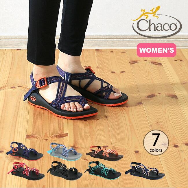 チャコ サンダル Chaco ZX/3 クラシック ウィメンズ サンダル スポーツサンダル 靴 おしゃれ 快適 履き心地 グリップ ストラップ キャンプ レジャー フェス