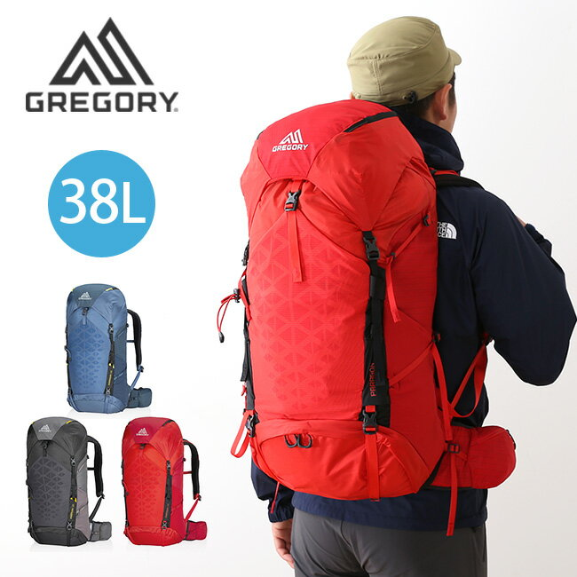 GREGORY PARAGON 38 グレゴリー パラゴン38 バッグ ザック リュック バックパック <2018 春夏>