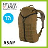 Mystery Ranch ASP MYSTERY RANCH ASAP genuine | rucksacks | daypack | assault Pack | 3 zip | black | Coyote | military | mil-spec | tactical | men's | ladies | unisex | new in stock