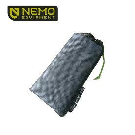 ニーモ アトム2P用フットプリント NEMO ATOM 2P Footprint NM-AC-FP-ATOM2 グランドシート キャンプ テント アウトドア 【正規品】