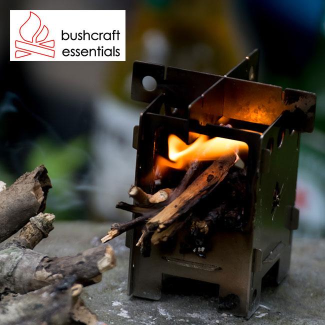 ブッシュクラフトエッセンシャルズ EDCボックス Bushcraft Essentials EDC BOX ソロストーブ ブッシュストーブ 焚き火 トレラン ソロキャンプ ハイキング ファストパッキング ライトウェイトパッキング <2018 秋冬>