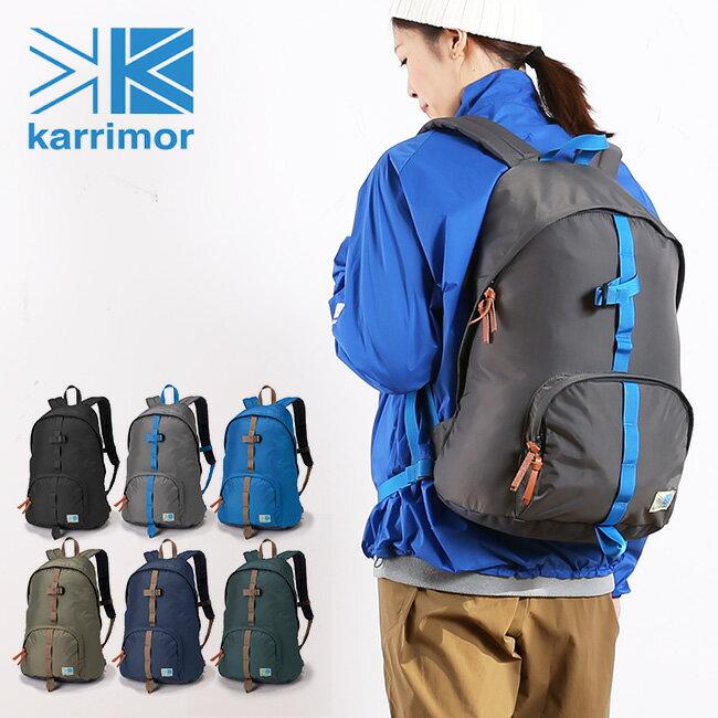 <2017FW> karrimor カリマー VTディパック CL メンズ レディース リュック リュックサック バックパック ザック デイパック ハイキング トレッキング 登山 男女兼用