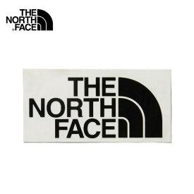 ノースフェイス TNF カッティングステッカー THE NORTH FACE cutting stickre NN88106 ロゴステッカー ブランドステッカー アウトドアブランド ギア カスタム シール 【正規品】