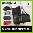 <2017FW> パタゴニア patagonia ブラックホールダッフル 60L 【送料無料】 バッグ ボストンバッグ ダッフルバッグ …