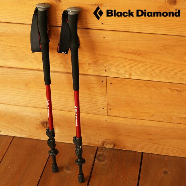 <2017FW> ブラックダイヤモンド Black Diamond トレイル 【ポイント10倍】【送料無料】 トレッキングポール トレイル ポール トレッキング 登山 軽量 BD82328