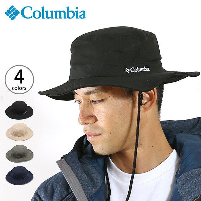 【10%OFF】<残りわずか!>コロンビア ジョンリムブーニー Columbia 帽子 ハット アウトドア 登山 ブーニー 防水 紫外線対策 UPF50 JOHN RIM BOONEY<2017FW>