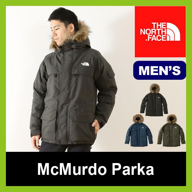 【10%OFF】ノースフェイス マクマードパーカ THE NORTH FACE McMurdo Parka メンズ 【送料無料】 ジャケット フーディジャケット ダウン ミドル丈 <2017FW>
