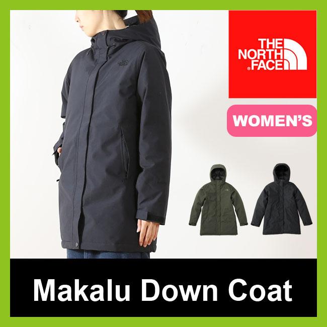 ダウンジャケット 【5%OFF】ノースフェイス マカルダウンコート【ウィメンズ】 THE NORTH FACE Makalu Down Coat レディース 【送料無料】 ダウン コート <2017FW>