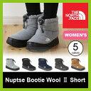 【10%OFF】ノースフェイス 【ウィメンズ】ヌプシブーティー ウール2ショート THE NORTH FACE W Nuptse Bootie Wool I…