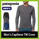 パタゴニア メンズ キャプリーンTWクルー patagonia Capilene TW crew 【送料無料】 キャプリーン サーマルウェイト クルー ク・・・