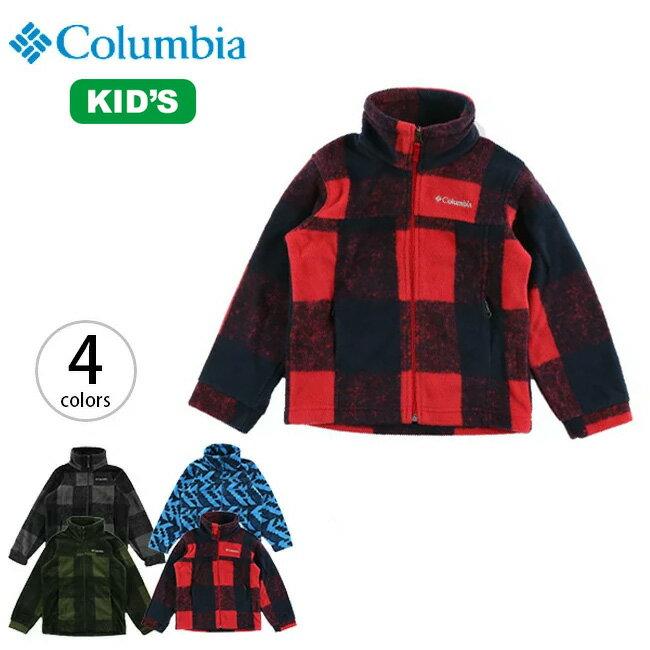 【30%OFF】コロンビア ジンフリース Columbia ZingFleece フリース キッズ 子供 防寒 インナー アウター ポリエステル アウトドア タウンユース デイリー <2017FW><2017FW>