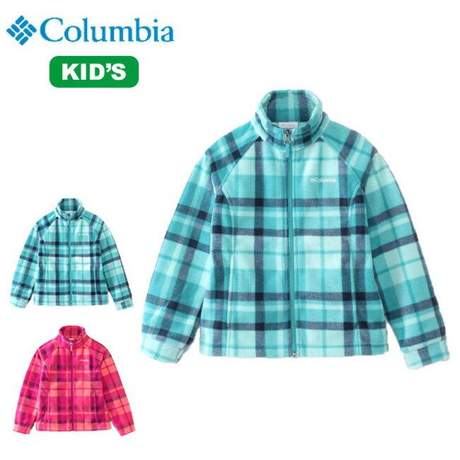 【30%OFF】コロンビア ベントンスプリングス2プリンテッドフリース Columbia Benton Springs 2 Printed Fleece キッズ フリース アウター 防寒 防風 ポリエステル 子供用 <2017FW>