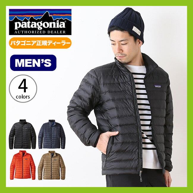 パタゴニア メンズ ダウンセーター patagonia down sweater 【送料無料】 ダウン セーター ジャケット アウター ダウンジャケット シェルジャケット 耐久性撥水 キルト 撥水 軽量 パッカブル インサレーション 84674 17FW