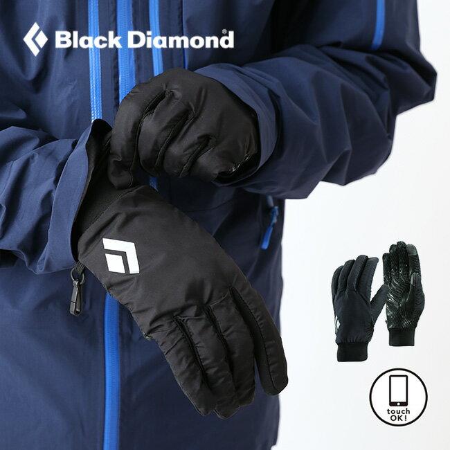 ブラックダイヤモンド モンブラン Black Diamond MONT BLANC メンズ レディース グローブ 手袋 防寒 スキー スマホ スクリーンタッチ タッチパネル 軽量 防水<2018秋冬>