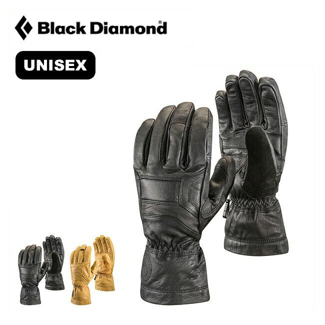 ブラックダイヤモンド キングピン Black Diamond KINGPIN ユニセックス メンズ レディース グローブ 手袋 フルレザー レザー フリースライニング BD75101 <2018 秋冬>