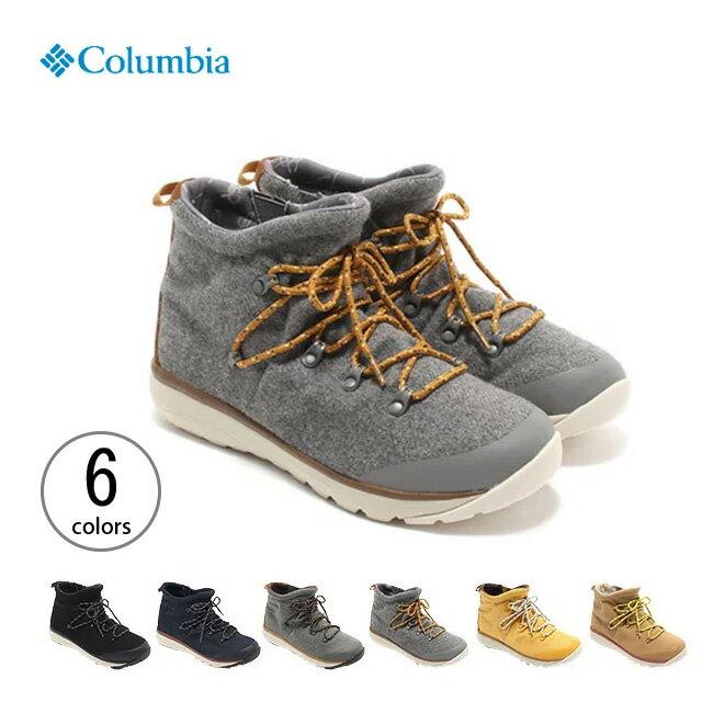 <残りわずか!>【25%OFF】コロンビア クイックミッド2オムニテック Columbia 919 Mid II Omni-Tech メンズ レディース 【送料無料】 靴 シューズ オムニテック テックライト 軽量 撥水 <2017FW>