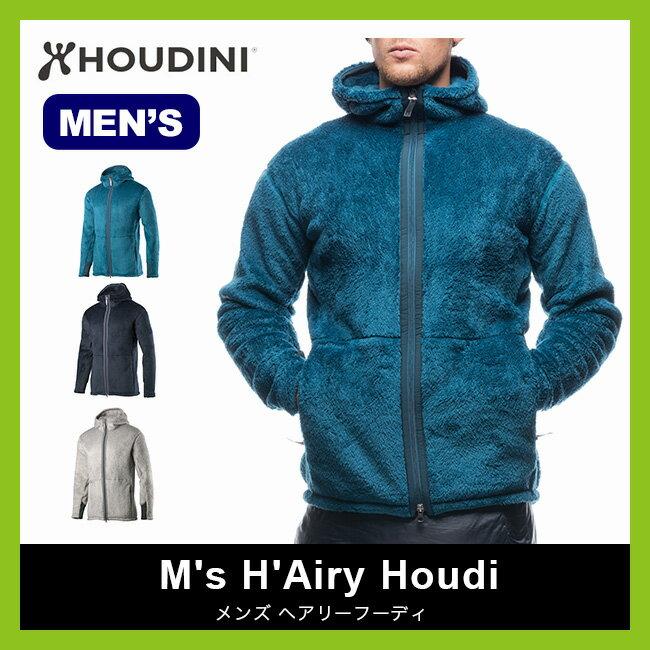 フーディニ メンズ エアリーフーディ HOUDINI M's H'Airy Houdi【送料無料】メンズ フリース ミッドレイヤー クライミング スキー ジャケット アウター 男性 フーディーニ <2017FW>