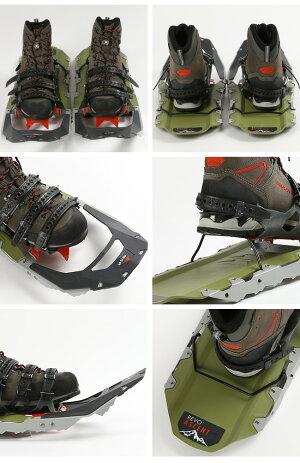 エムエスアールREVOアッセントMSRREVO™ASCENTメンズスノーシューアッセント雪上歩行雪靴<2018秋冬>