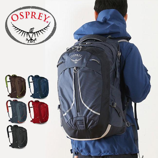オスプレー トロポス OSPREY TROPOS 【送料無料】 バッグパック バッグ リュックサック リュック 17FW